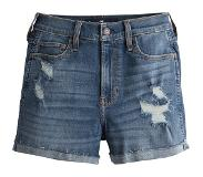 Hollister Jeans 'SB19-MED DST RCC UHR AS 3 IN SHORT'