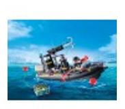 Playmobil Sie-Rubberboot