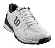 Wilson Tennisschoen Wilson Men Rush Comp Clay Court White White Black-Schoenmaat 44 (UK 9.5)