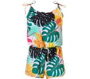Adidas originals jumpsuit met all over multi print groen Meerkleurig 40