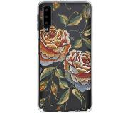 Smartphonehoesjes.nl Design Backcover voor Samsung Galaxy A7 (2018) - Roses