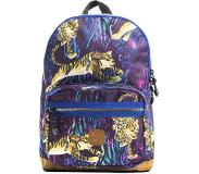 Pick & Pack Cute Wild Cats Backpack M navy multi