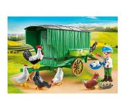 Playmobil 70138 Playmobil Country kind met kippenhok 70138