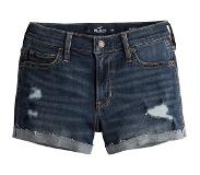 Hollister Jeans 'SB19-NA MR DST AS 3 IN SHORT'