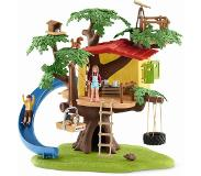 Schleich boomhut 42408 - Speelfigurenset - Farm World - 32 x 23 x 29