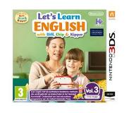 Nintendo Letu2019s Learn English with Biff, Chip & Kipper Nintendo 3DS
