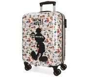 Disney Trolley Mickey Mouse 33 Liter Junior Wit