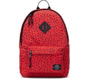 Parkland Bayside Rugzak - Kinderen - Red Leopard - Recycled Materiaal