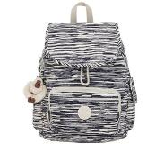 Kipling City Pack S Rugzak scribble lines Rugzak Multicolor