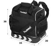 Hummel Pro Backpack Supreme Rugzak Unisex Black