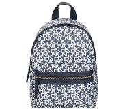 DKNY Casey Medium Backpack-Logo denim logo / navy Rugzak Multicolor
