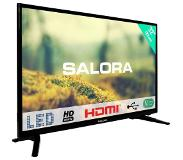 "Salora 1500 series 32LED1500 32"" HD Zwart LED TV"