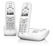 Gigaset Dect Duo telefoon AS405A wit