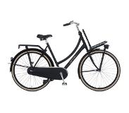 Cortina U4 Transport RN 2019 Dames - 57 cm - Jet Black Matt