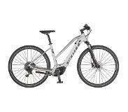 SCOTT Sub Cross eRide 10 500Wh 2019 Dames - M - Light Grey