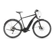 Cube Cross Hybrid Exc 500 Allroad 2019 Heren - 50 cm - Black/Grey