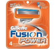 Gillette Fusion Power 4 scheermesjes