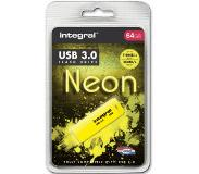 Integral Neon USB 3.0 64GB