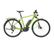 Riese & Müller Roadster Touring HS 500Wh Heren 45km - XL - Electric Green Metallic