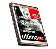 Integral 16GB Compact Flash Geheugenkaart UltimaPro 300x