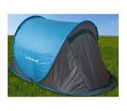 Dunlop Pop-up tent - 2-Persoons - Blauw 255x155x95