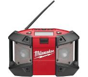 Milwaukee C12 JSR-0 Compacte radio met MP3 aansluiting 12V Losse Body