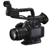 Canon Cinema EOS EOS C100 Mark II + EF-S 18-135 9,84 MP CMOS Handcamcorder Zwart Full HD