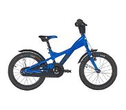 "S'Cool XXlite 16 alloy Kids, blue/black matt 16"" 2019 Kinderfietsen 12-18 inch"