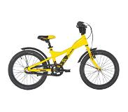"S'Cool XXlite 18 3-S alloy Kids, yellow/black matt 18"" 2019 Kinderfietsen 12-18 inch"