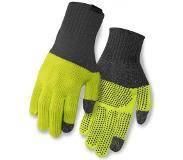 Giro Cycling Fietshandschoen Giro Merino Knit Wool Grey Lime-S / M