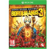 Take Two Borderlands 3 (Super Deluxe Edition) | Xbox One