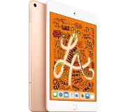 Apple iPad Mini 5 Wifi + 4G 64GB Goud