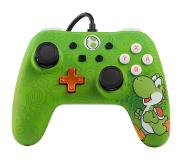 PowerA Yoshi Groen, Wit Gamepad Nintendo Switch