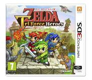 Nintendo The Legend of Zelda: Tri Force Heroes /3DS