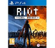 Merge Games Riot: Civil Unrest - PS4
