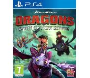 Playstation 4 Dragons: Dawn of New Riders - PS4