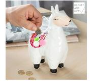 Onbekend Gadget and Gifts Llama Spaarpot