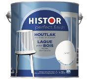 Histor Perfect Finish Houtlak zijdeglans white 2,5 l