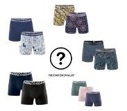 Muchachomalo 6 pack Boxershorts Verrassings Deal-L