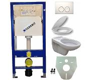 Geberit Inbouwtoilet Set Geberit UP 100-5