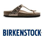 Birkenstock Gizeh Dames Slippers - Copper