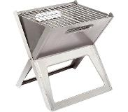 Bo Camp Barbecue - Notebook Compact - Houtskool - Rvs