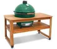 Big Green Egg Acacia Tafel - Extra Large - Big Green Egg