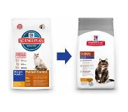 Hill's Pet Nutrition Science Plan Mature Hairball Controll - Kattenvoer - 1.5 kg