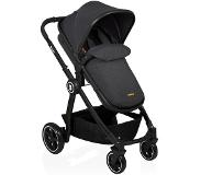 Baninni Kinderwagen Otto - Dusty Black 3 in 1