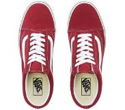 Vans old skool bordeaux rood maat 39