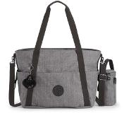 Kipling Little Heart Luiertas - Met Verschoningsmatje - Cotton Grey