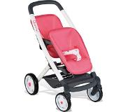 Smoby Smoby Quinny Tweeling Buggy Afmeting artikel: 65,5 x 52 x 38,5 cm
