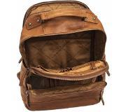 0b7cfd4dcaf Chesterfield Bags Leren Laptop Rugzak Austin Cognac
