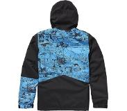 O'Neill Sportjas Hubble jacket - Blue Aop W/ Black - 164
